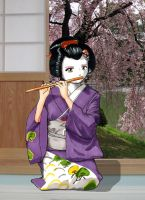 flute practice by i-love-renji