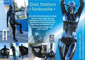 Gallery 19 'Gas Station' by LadyArrakis