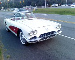 1959 Chevrolet Corvette by Shadow55419