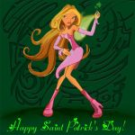 Winx Club Greetings by MrMoldavia