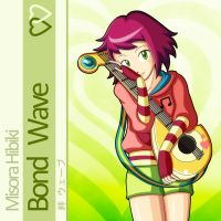 Bond Wave by ancode