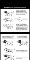 Tutorial on creature design. by Rodrigo-Vega