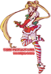 Sailor Christmas Moon by ToriSakura