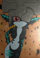 Cute Midna by DreamEclipseWolf