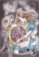 Alice in Nightmare by Alice-fanclub