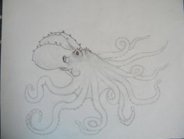 Octopus by Saint0703