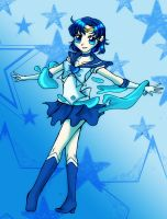 Sailor mercury by Danielle-chan