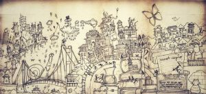 Betty Blue, Kuzguncuk by Starshrouded
