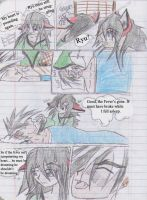 OC commic Pg 1 by OmegaFoxy