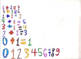 Funny Numbers by peppy-heppy