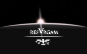 ResVrgam - Teaser Poster...thing by RocketmanTan