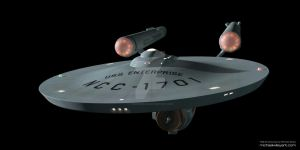 Ample Nacelles by trekmodeler