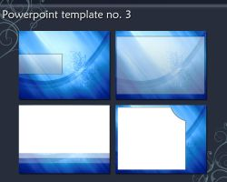 Powerpoint template no. 3 by amy03014