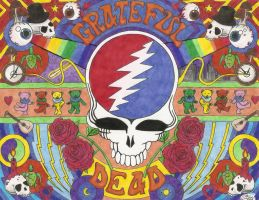 Grateful Dead by Trooper1212