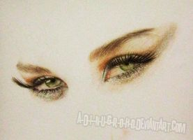 kesha.eye by im-sorry-thx-all-bye