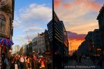 Oxford street, London by burcyna