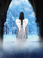 The Snow Angel by MelissaGriffin
