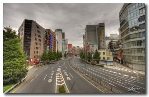 A morning in Shinjuku 06 by dragonslayero