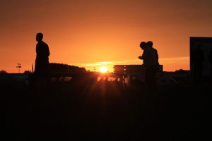 Silverstone Sunset by Niall-Larner