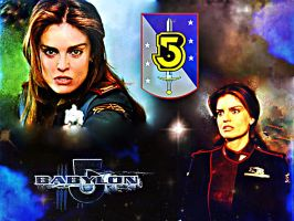 Lovely and Strong/Babylon 5 by scifiman
