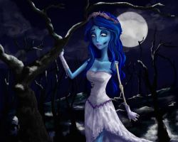 The Corpse bride by NVMSodi
