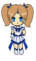 Sailor Selene (Animated) by MilkPeach
