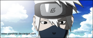 Kakashi The Kid by Yondime
