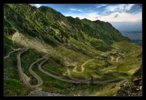 Transfagarasan by fulmination