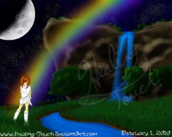 The Lunar Rainbow... by Healing-Touch