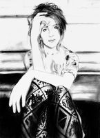 Imogen Heap Portrait by lizzy1e