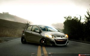 Mazda 2 by hesoyam25