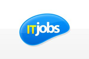ITJobs - Logo Design by Alneo