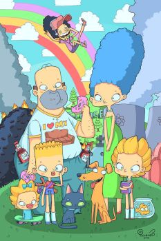 The Simpsons!!! by lost-angel-less