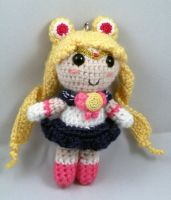 Sailor Moon doll by PhoenixDawnCreations