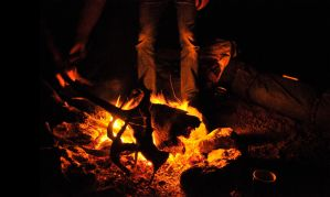 fire building by pathworking
