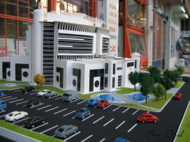 Architectural Scale Model  8 by COZEL