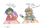 Kyle's brains are out by XxGreenNinjaChickxX