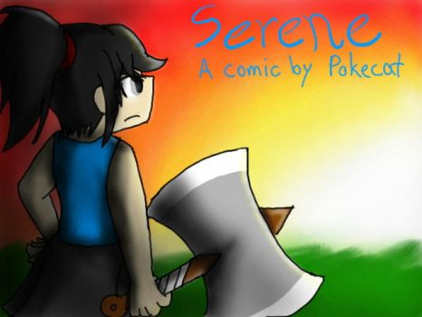 Serene Cover by Pokecat624
