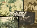 Metal gear solid wallapers by matrixdll