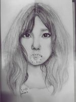 Taeyeon [SNSD/Girl's Generation] by yeon-rin