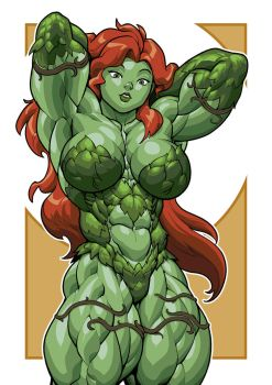 [Patreon bonus]Poison Ivy by Pokkuti