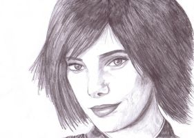 Alice Cullen by GingerPudding