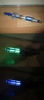 A Sonic Screwdriver with Style by KrytenMarkGen-0