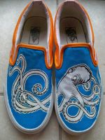 Octopus shoes by TimBurtonFan11