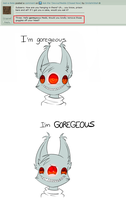 Ask the Medds: Three is Goregeous by SmilehKitteh