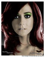 Alyson Hannigan as Poison Ivy by JPLee