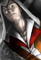 Assassin EZIO by sallylao350121