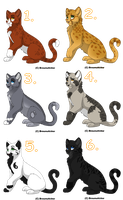 Cheap Point Adoptables by Lara-Wolfie