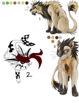 Point Adoptables Set 2 OPEN by KasaraWolf