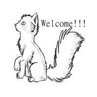Welcome!!! by silverXdragon-CotC
